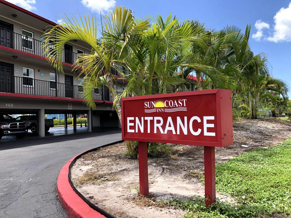 Sun Coast Inn Contact & Directions - Sun Coast Inn